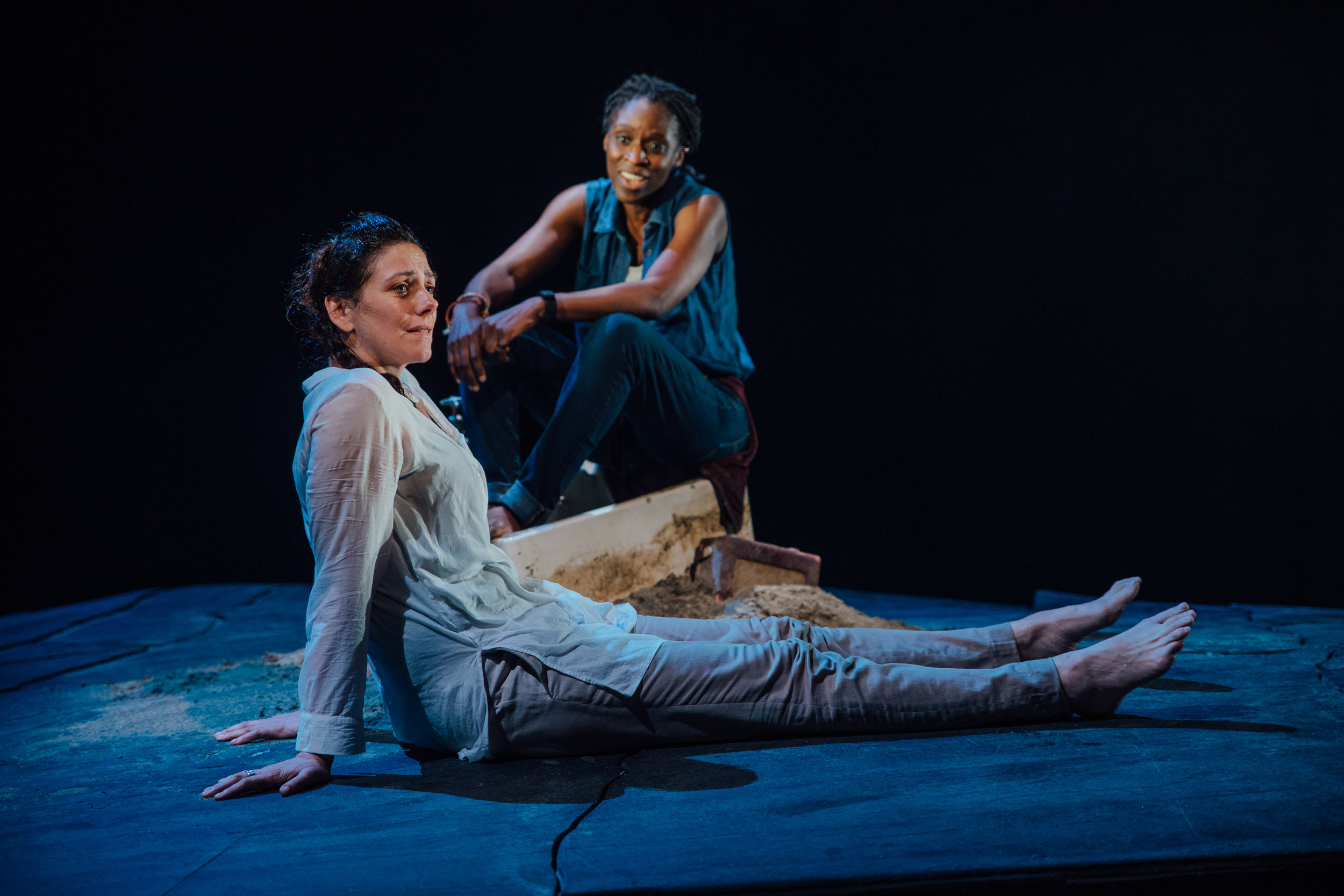 1. Neve McIntosh and Sharon Duncan-Brewster. Photo by David Monteith-Hodge.jpg