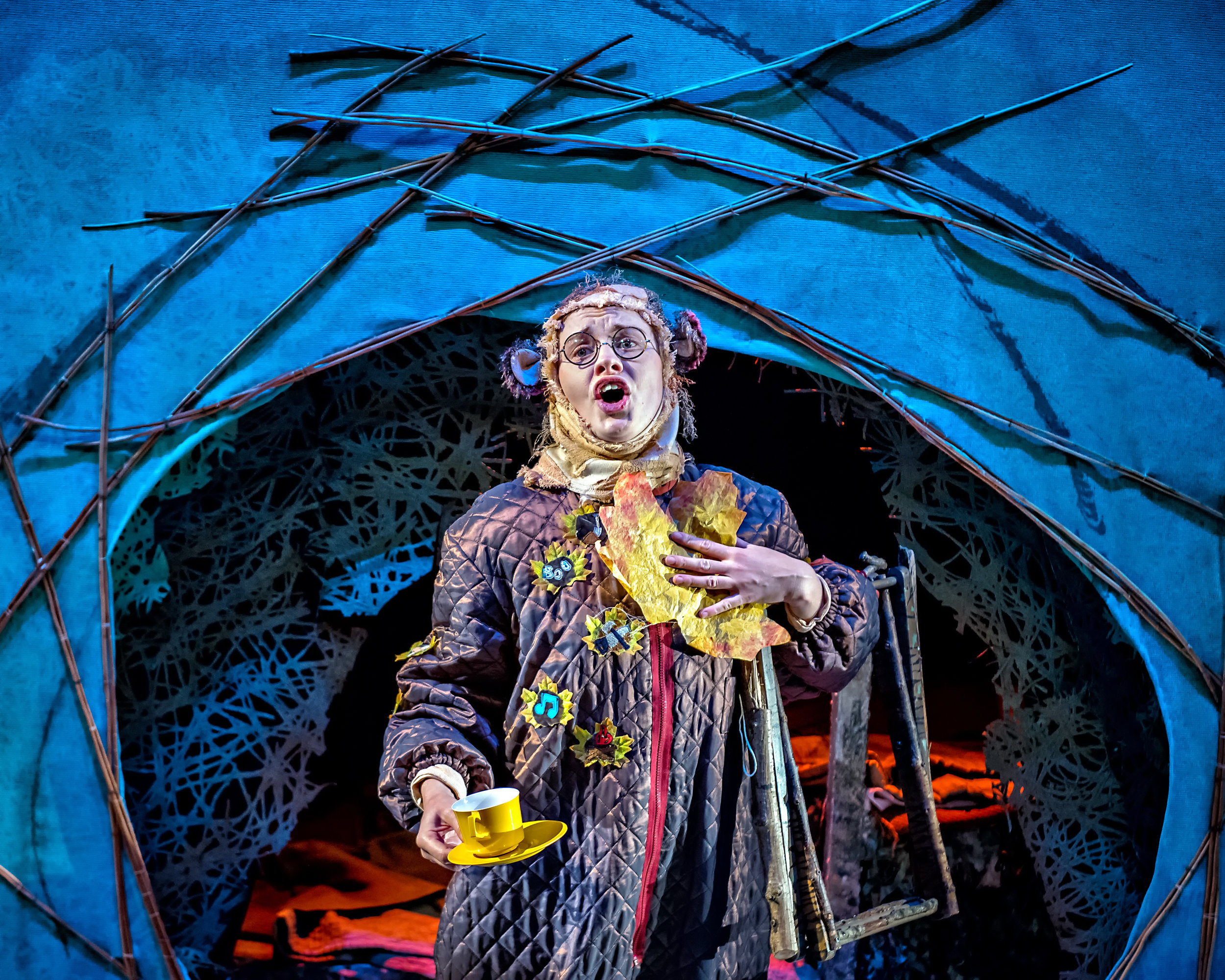 Lucy Bairstow in Crumble's Search for Christmas. Photography by Anthony Robling (2).jpg