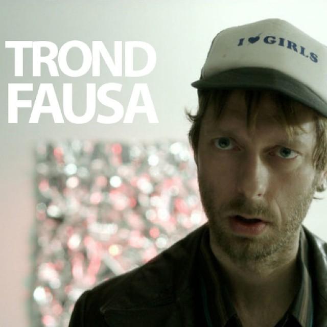 Norwegian actor Trond Fausa!