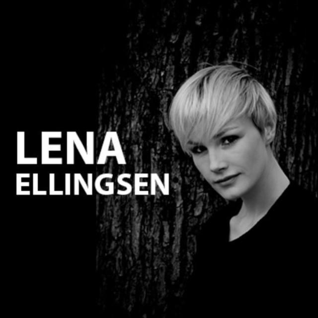 Norwegian actress Lena Ellingsen