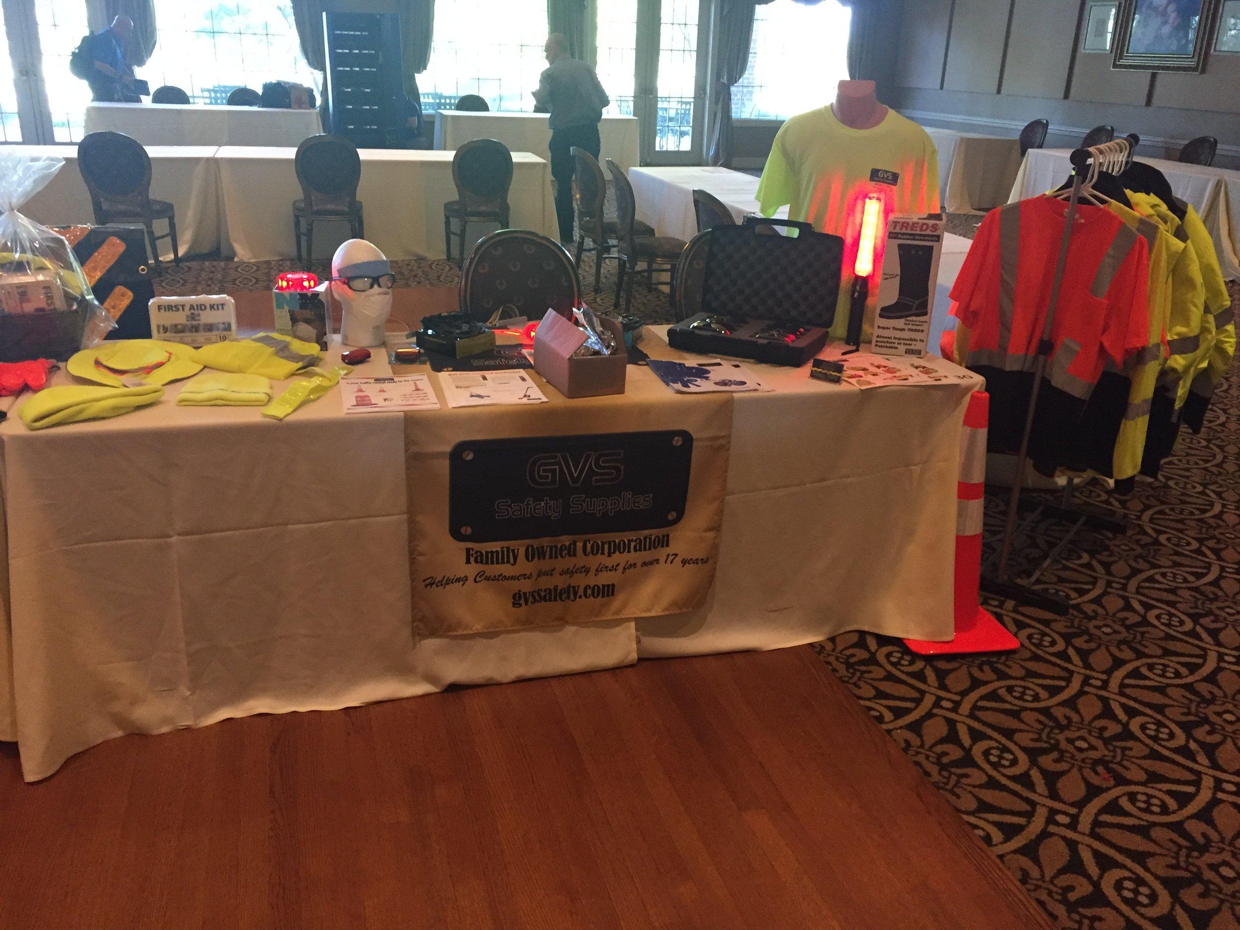 2016 Medina County Safety Council Showcase