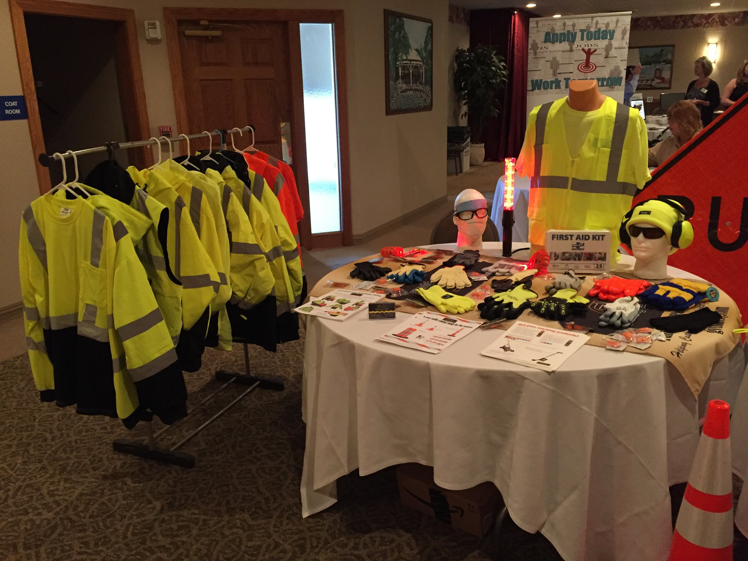 2016 Stark County Safety Council Health and Safety Fair
