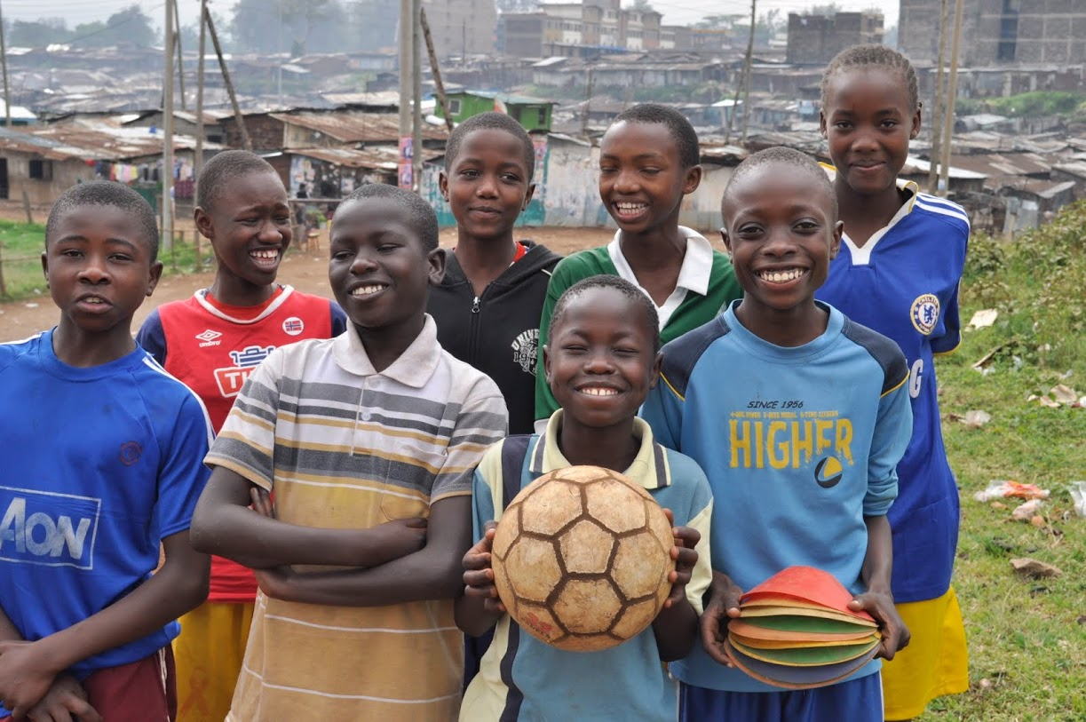 Opo's Story   from an Egmont partner in Kenya
