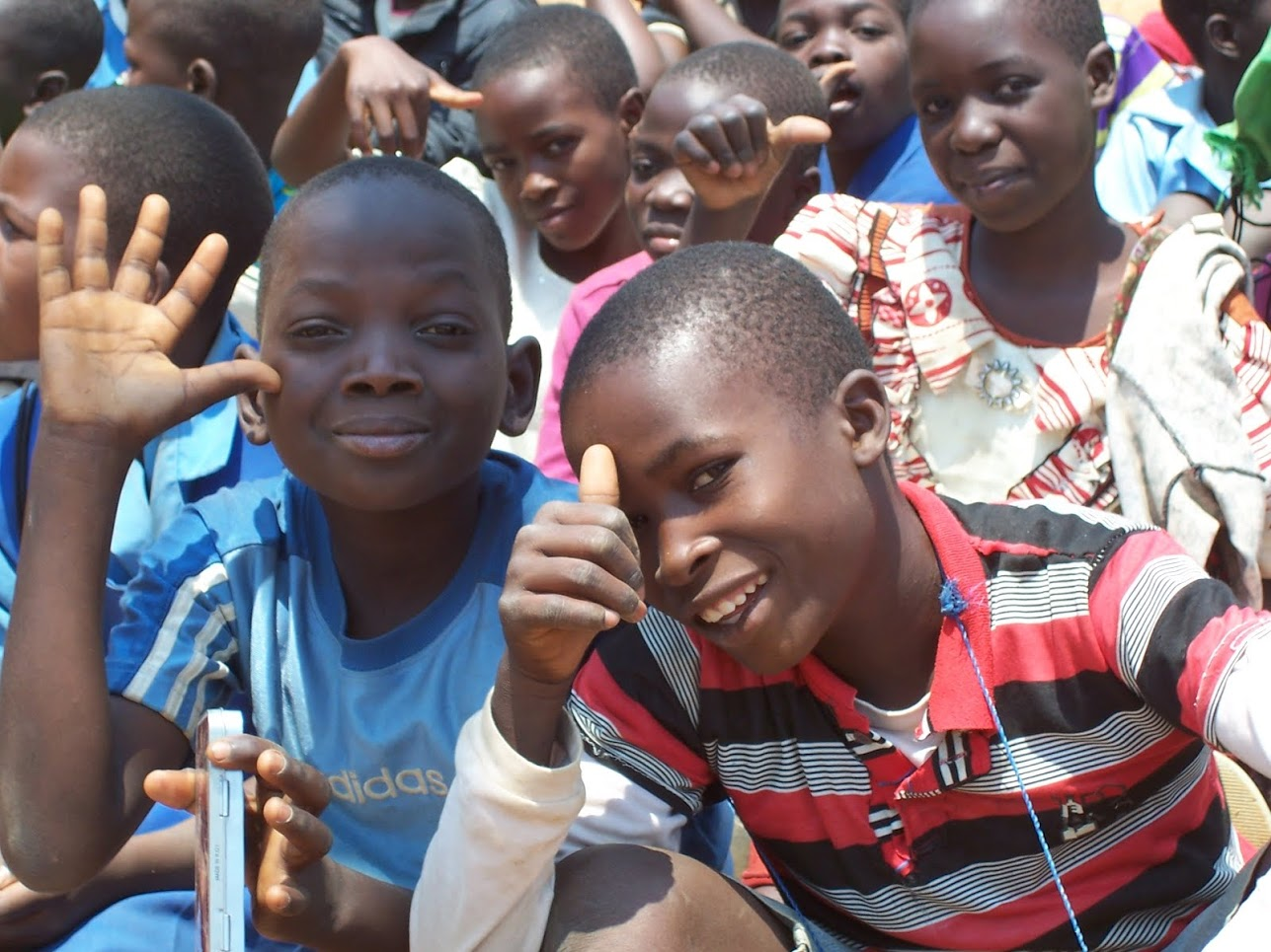 Peter's Story   from an Egmont partner in Malawi