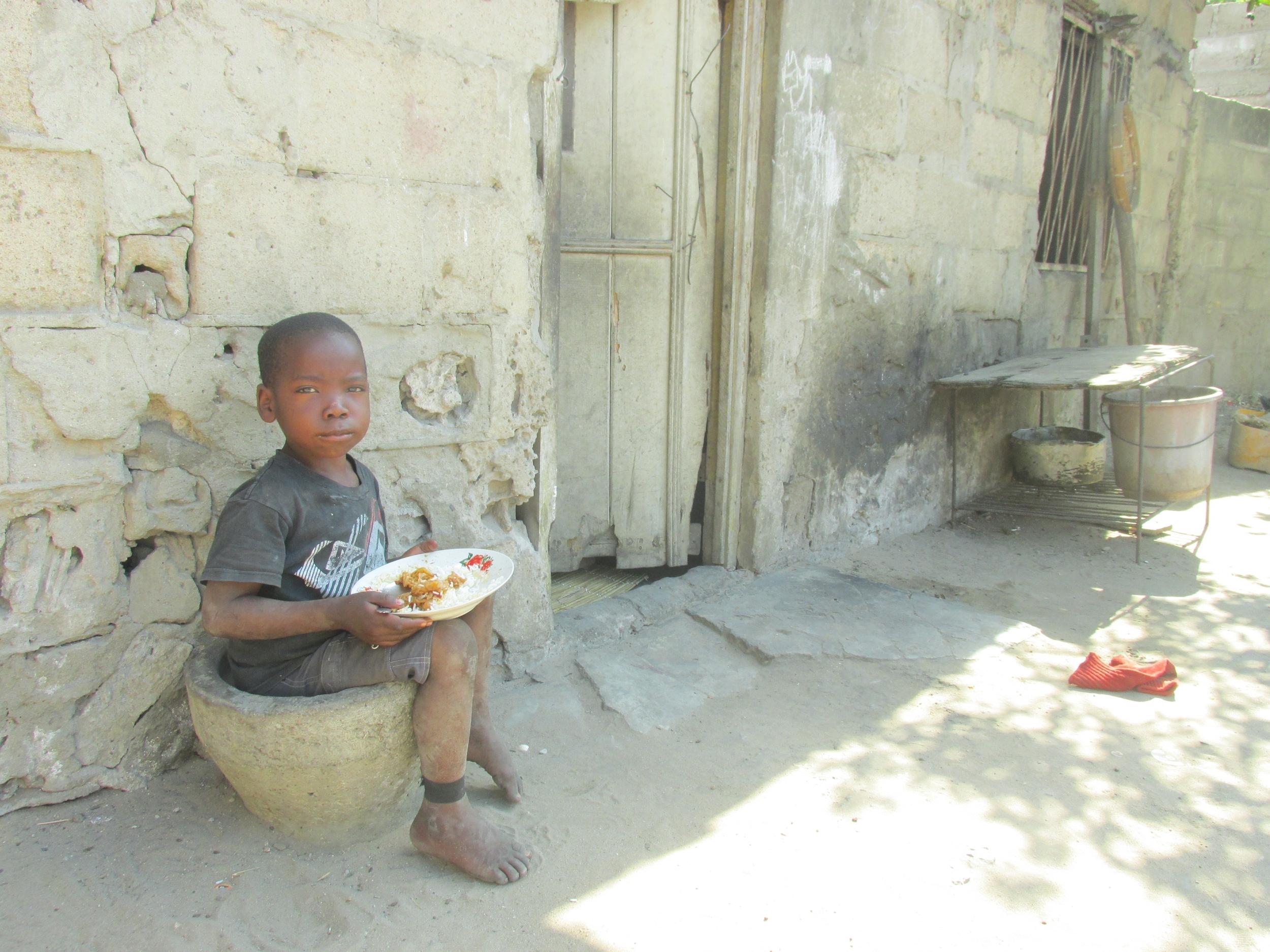 Partner Story: Meninos de Moçambique   from an Egmont partner in Mozambique