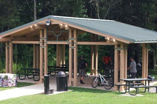 Haw Creek Park - Forsyth Co.