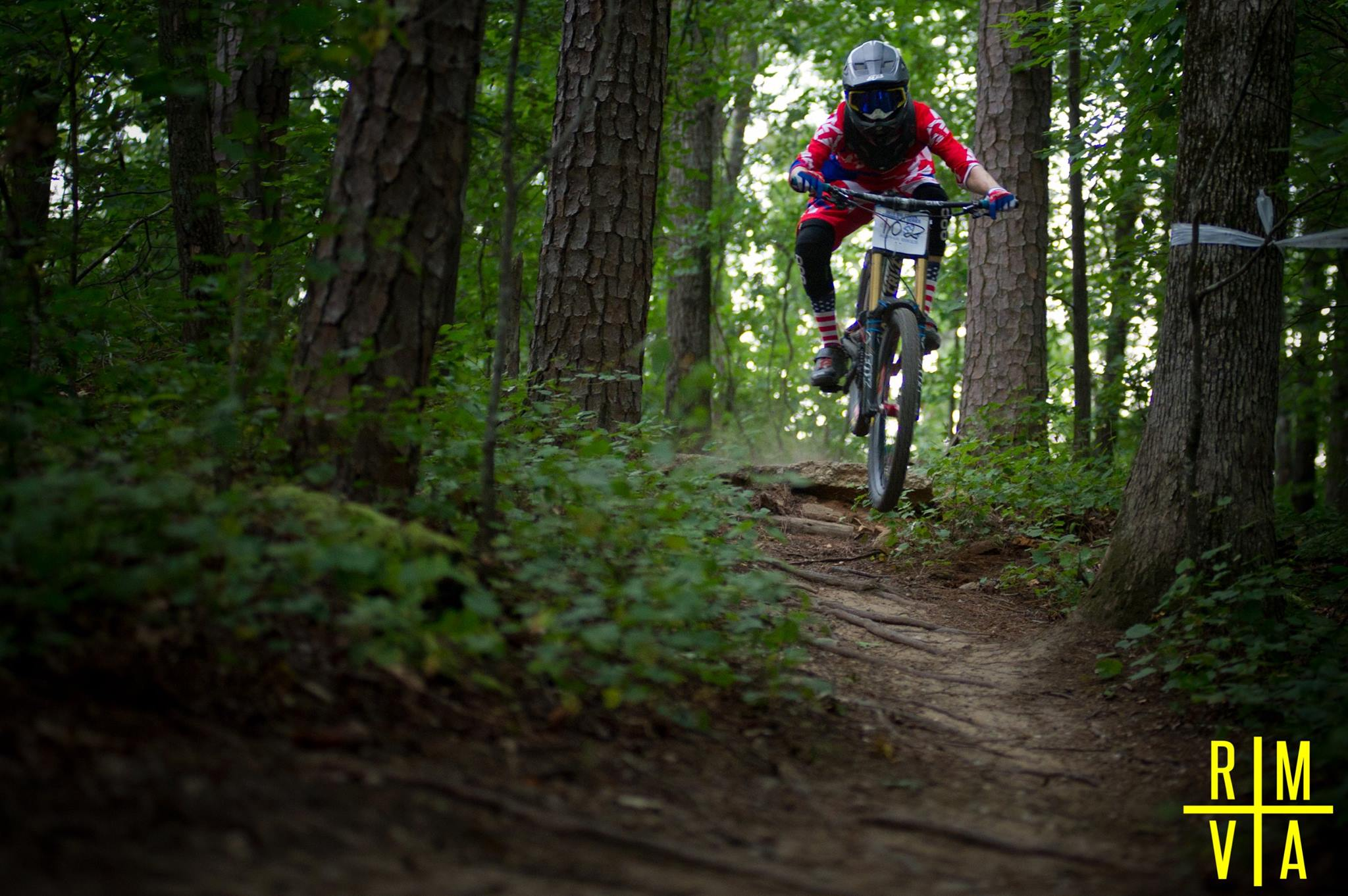 BIg Creek Freeride offers progressive trail features, so riders can grow their skills and confidence over time Photo: RMVA