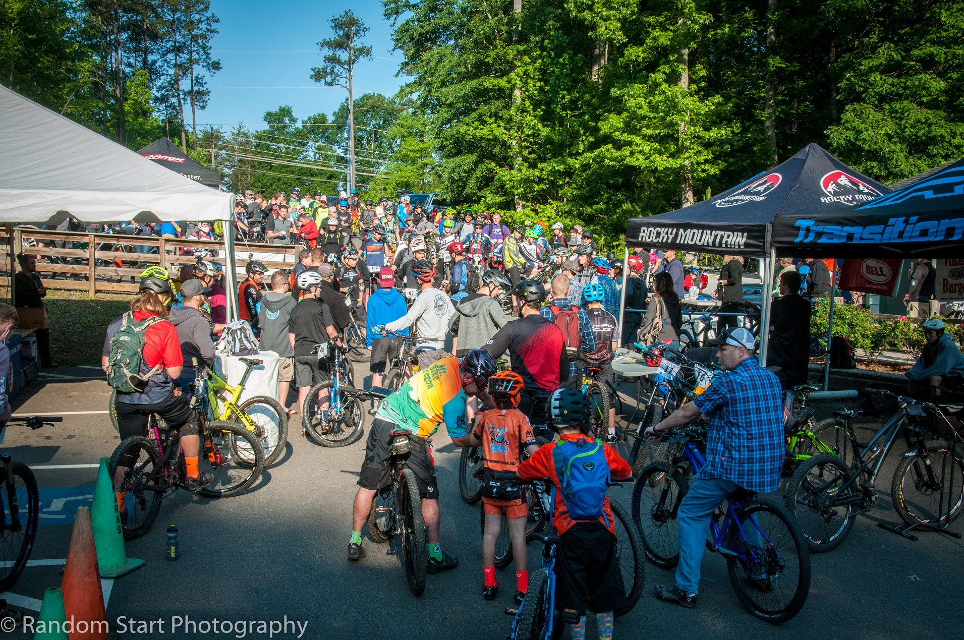 Rider Meeting - Photo: Random Start Photography