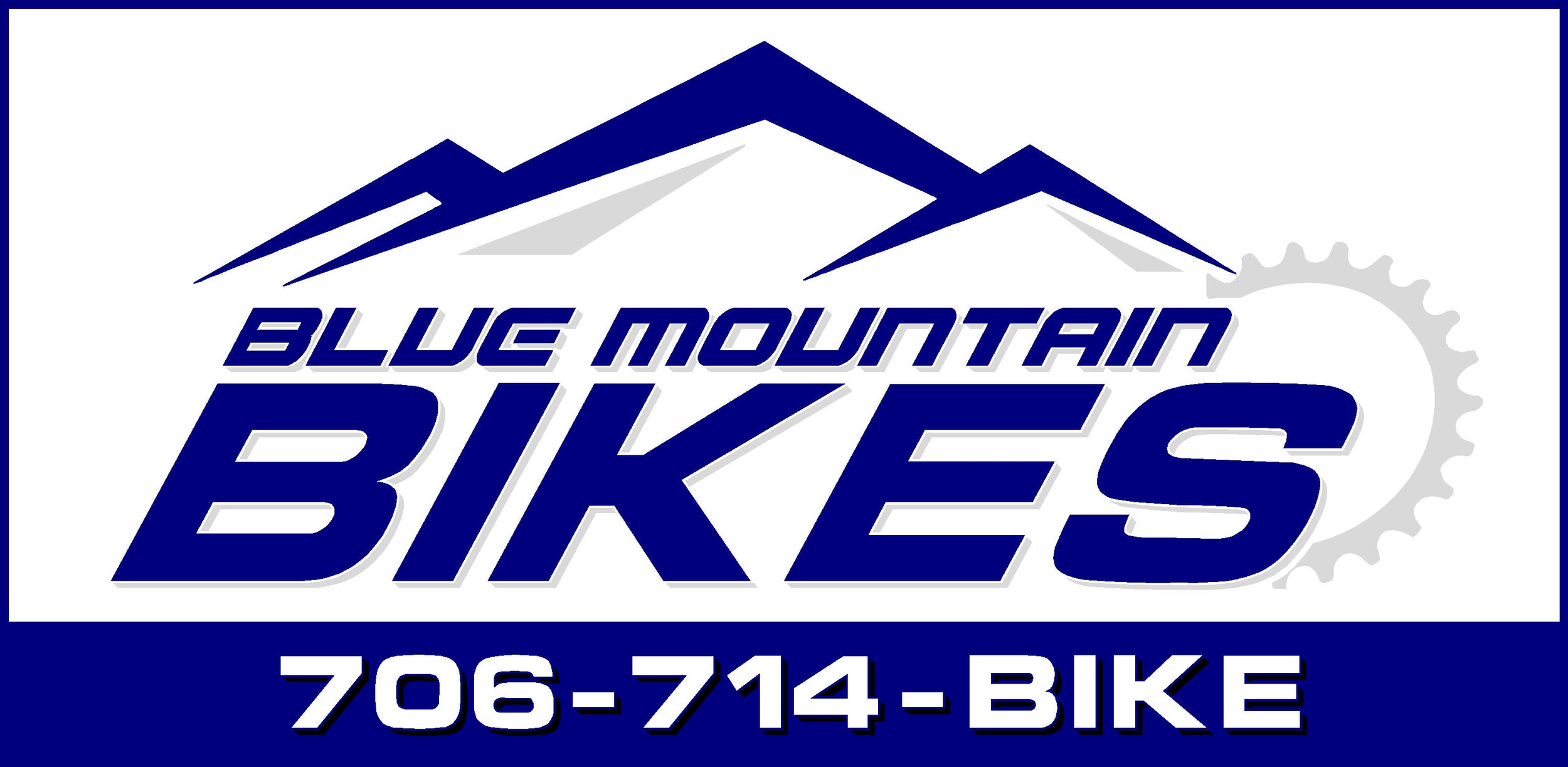 Powered by Blue Mountain Bikes