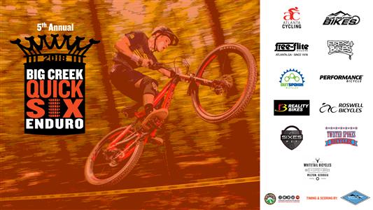 Registration is now open! - https://www.bikereg.com/quicksix