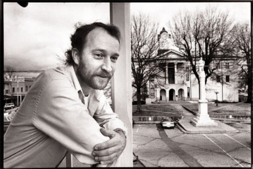 Image: Larry Brown by Hubert Worley Jr. of the  Oxford American