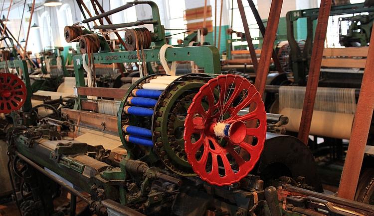 Loom Boott Cotton Mills Museum. Lowell MA. US National Park Service.jpg
