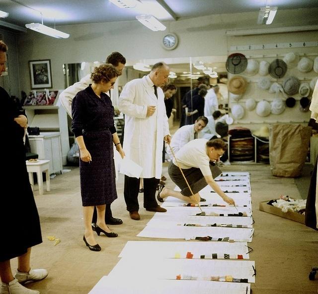 Dior at Work