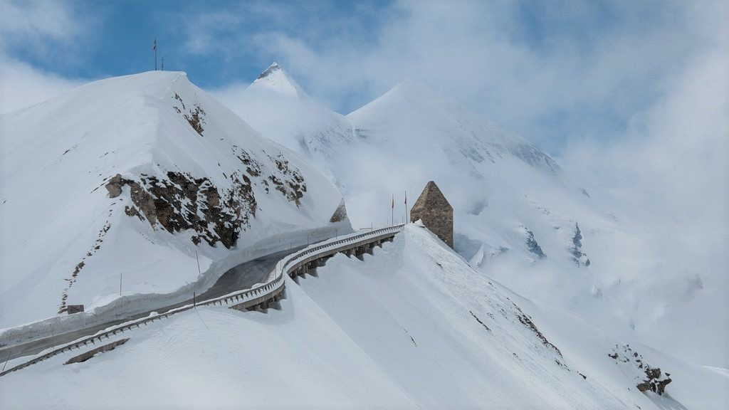 Grossglockner Alpine Road, Austria