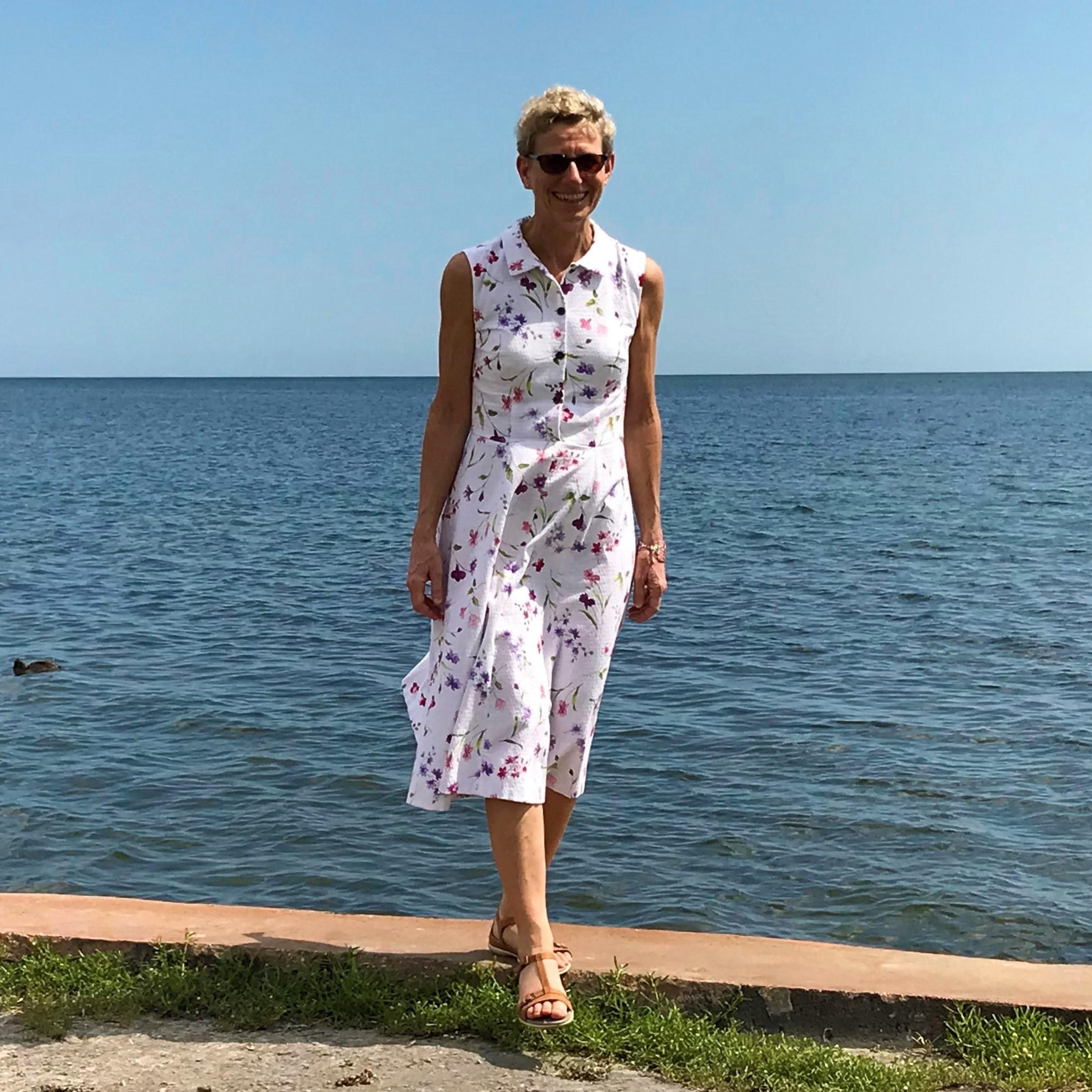 anikka becker. shirtwaist dress in swiss cotton  pique. au lac (3).JPG