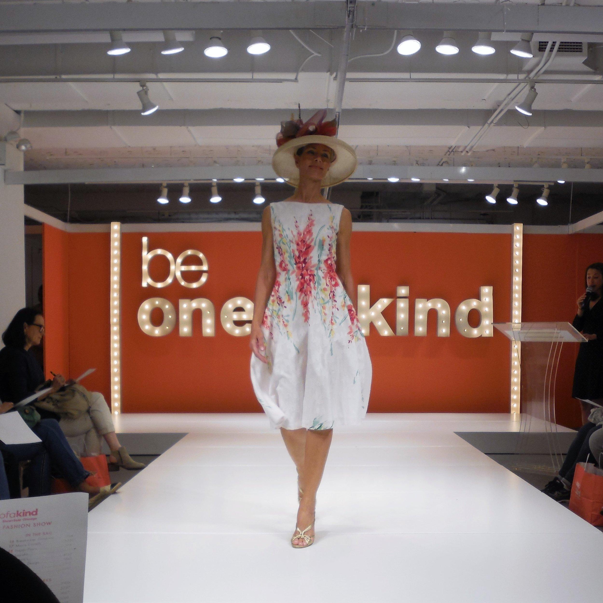 glad dress. runway. debut.JPG