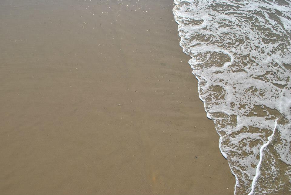 8am at Venice Beach in 2012  ©Becca P.