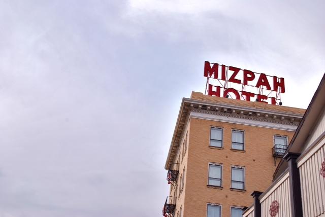 The Mitzpah, Tonopah, Nevada  ©Becca P.