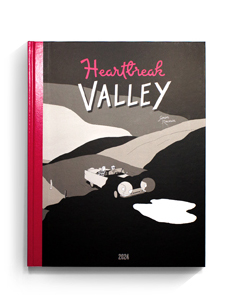 HEARTBREAK VALLEY   °  SIMON ROUSSIN