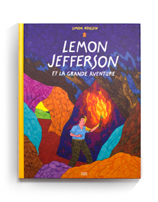 LEMON JEFFERSON // by SIMON ROUSSIN