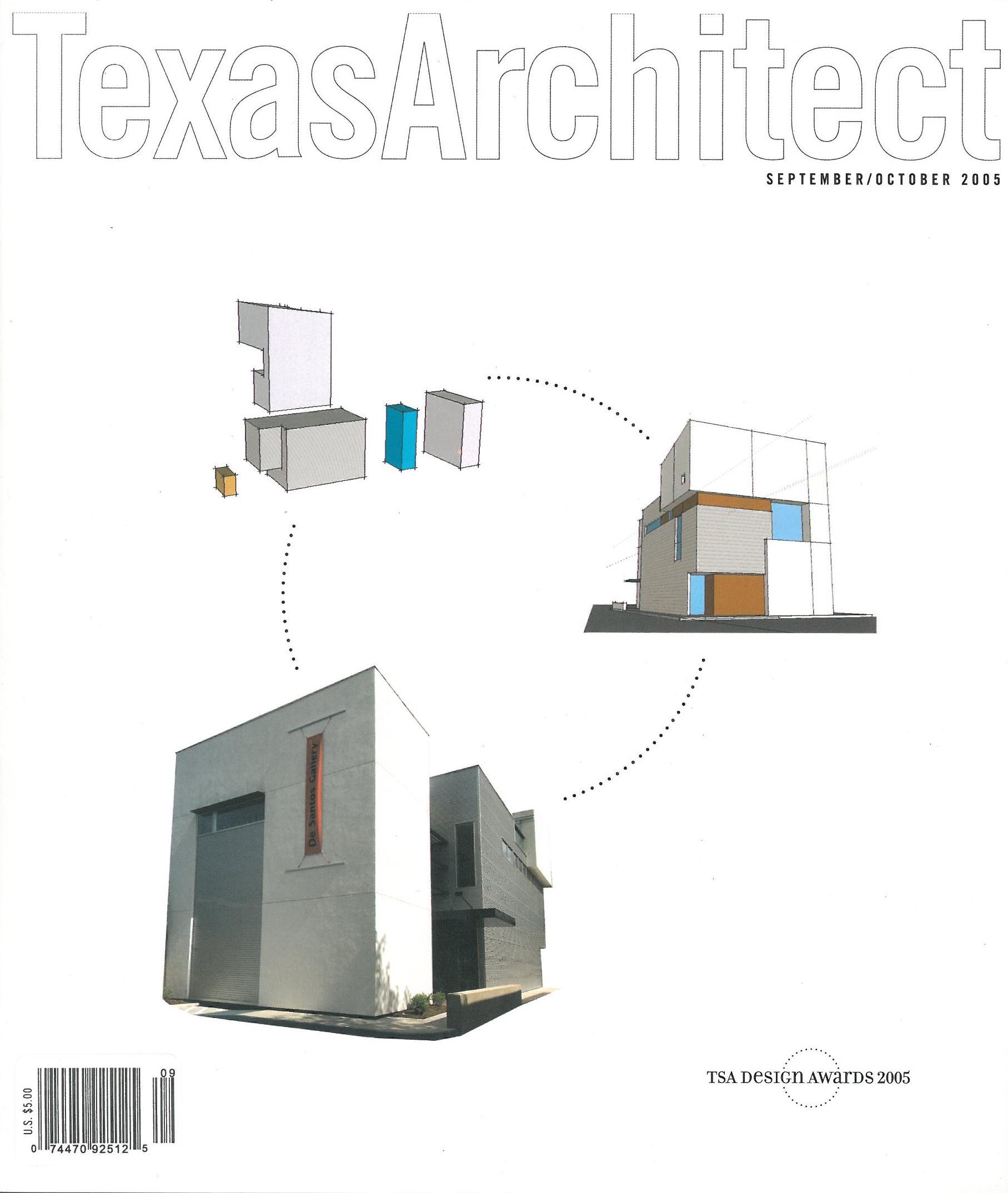 Texas Architect 2005