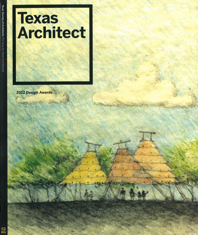 Texas Architect 2012