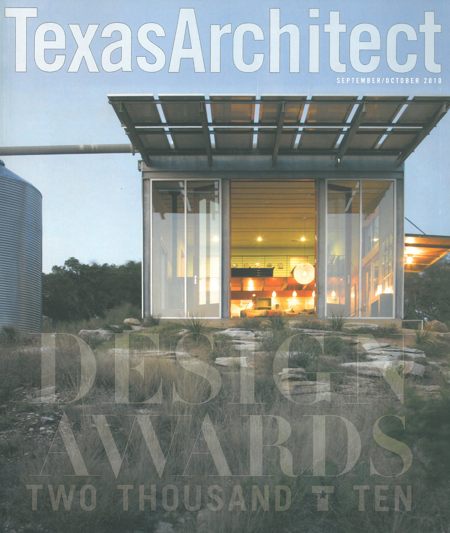 Texas Architect 2010