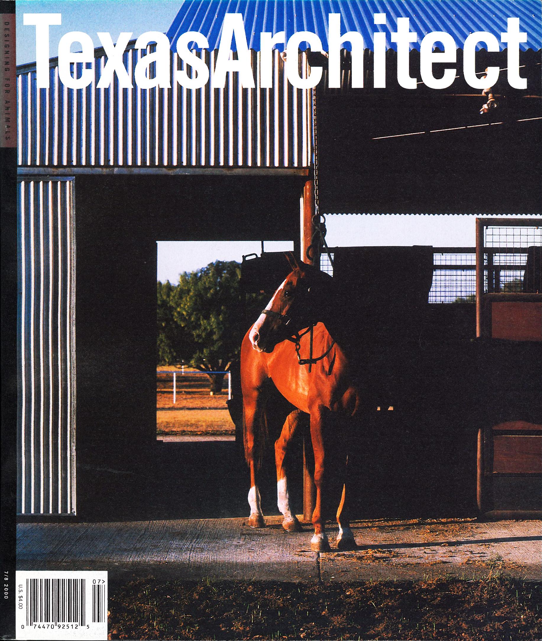 Texas Architect 2000