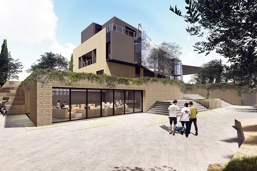 Palestine Residence