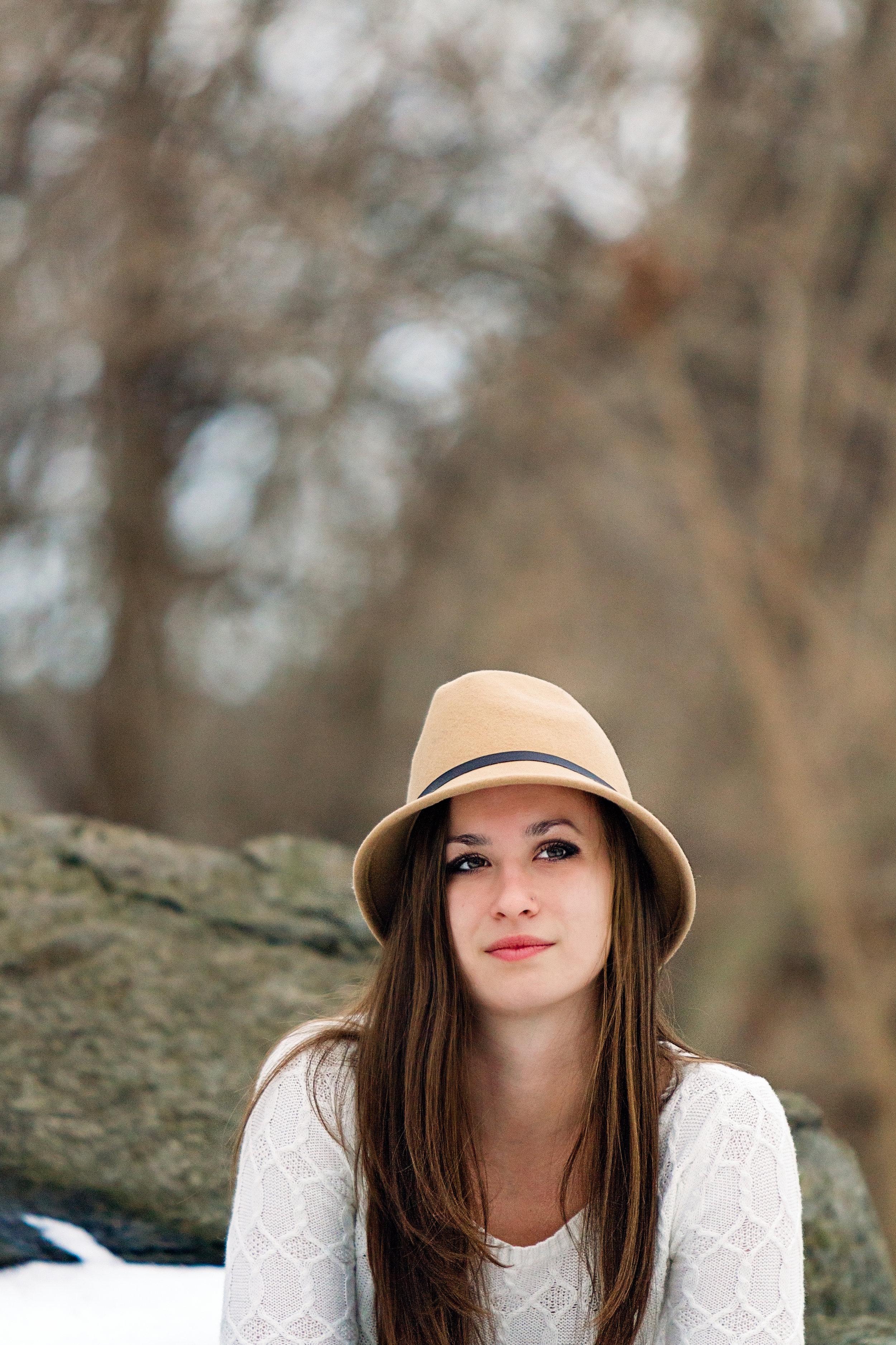 C. a Winter Portrait session -