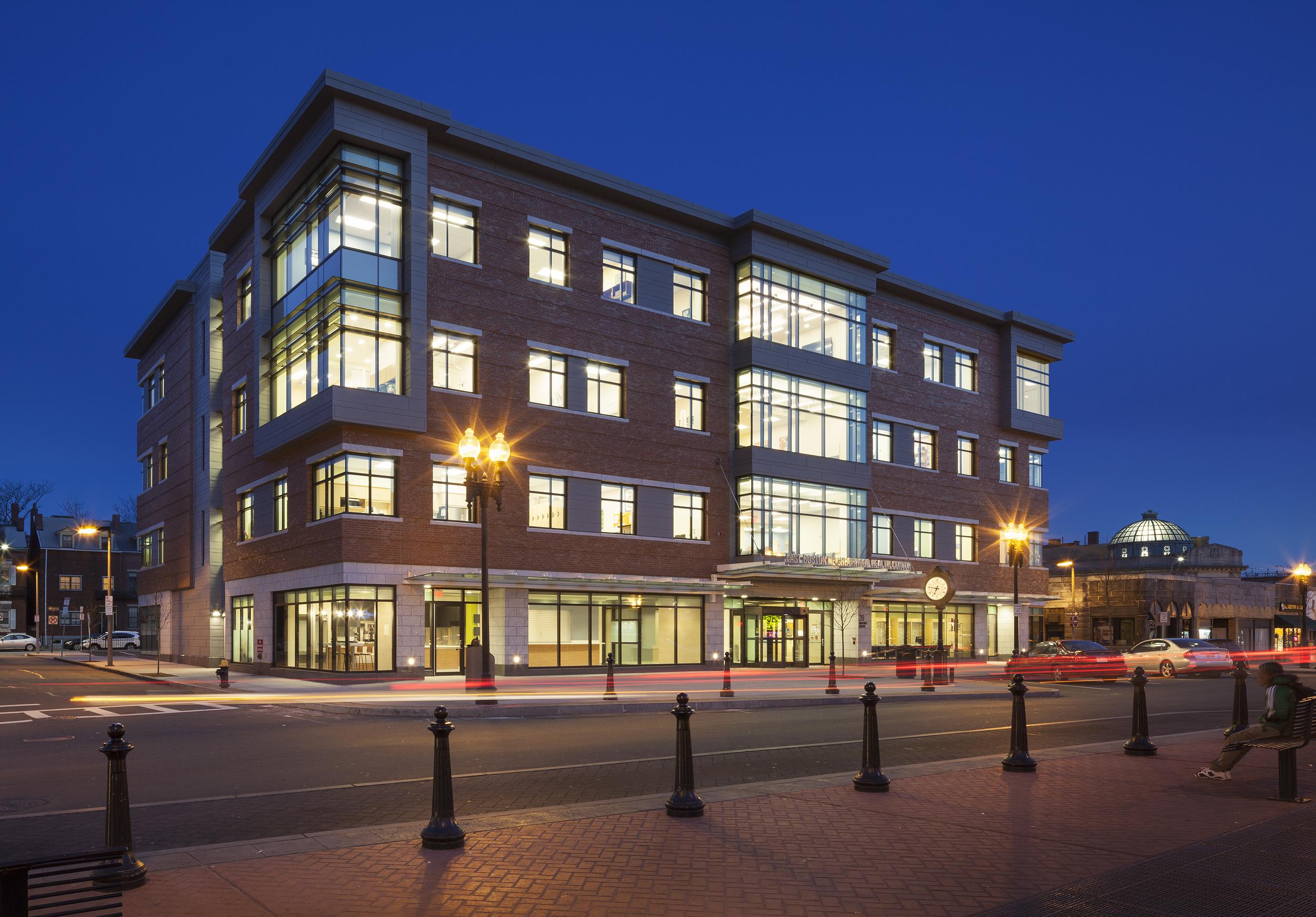 20 Maverick Square  East Boston Neighborhood Health Center