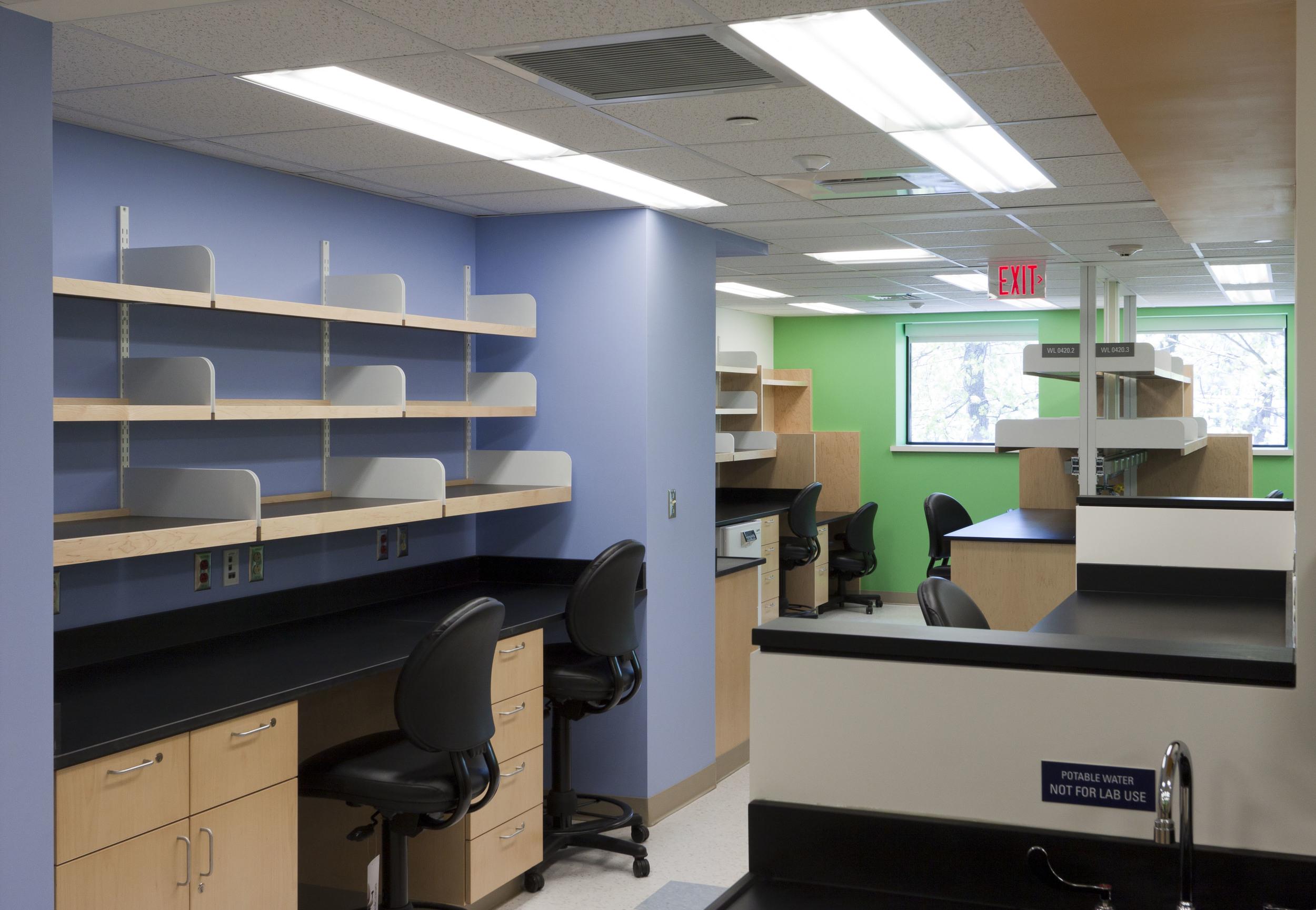 DNA Laboratory  Boston Children's Hospital, Waltham Campus