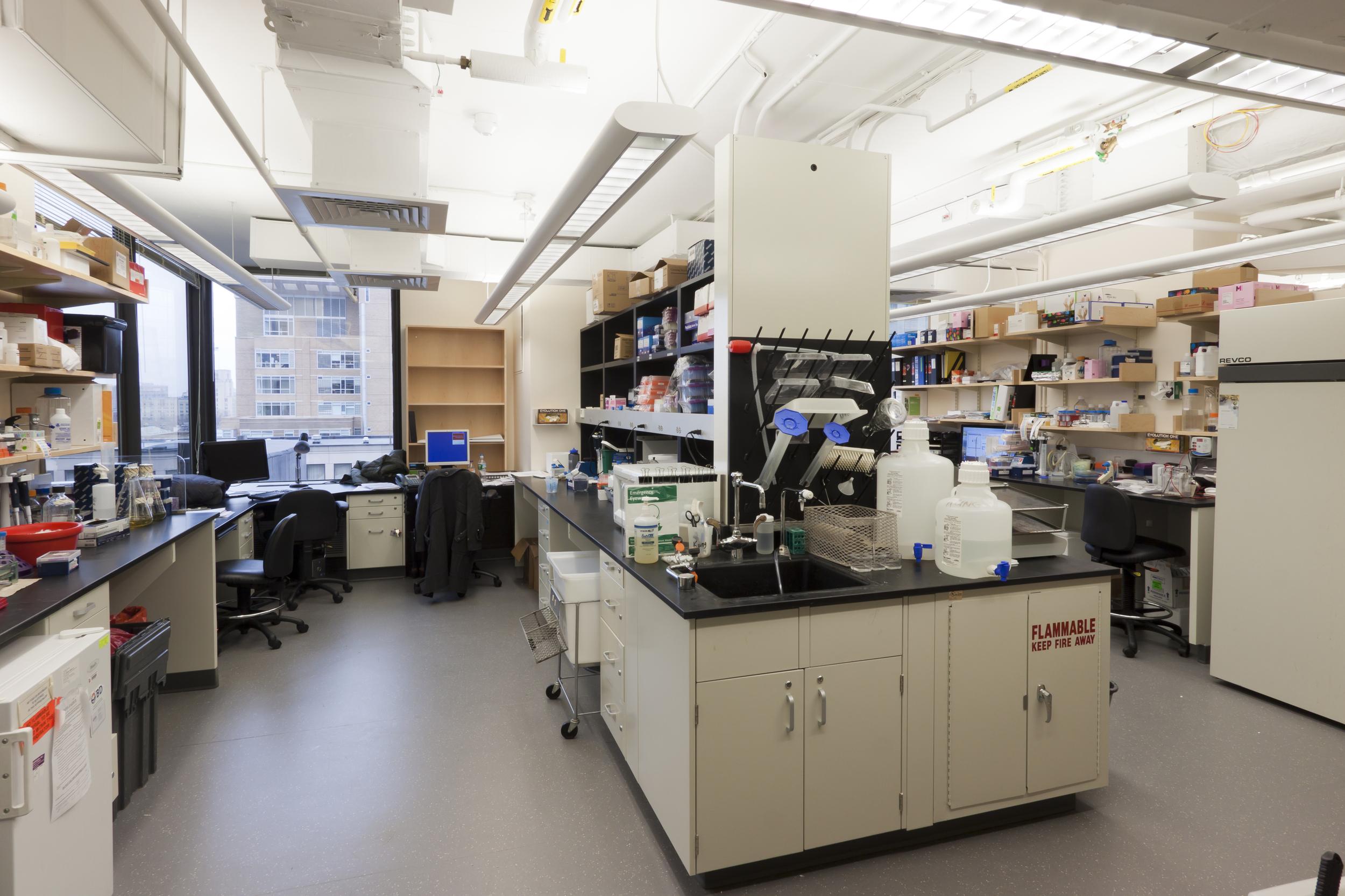 Research Laboratories  Dana-Farber Cancer Institute