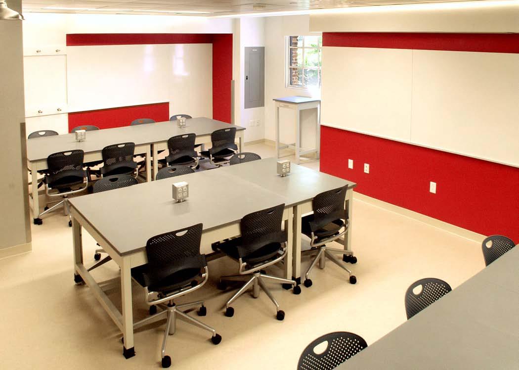 Science/Engineering Masterplan  Suffolk University
