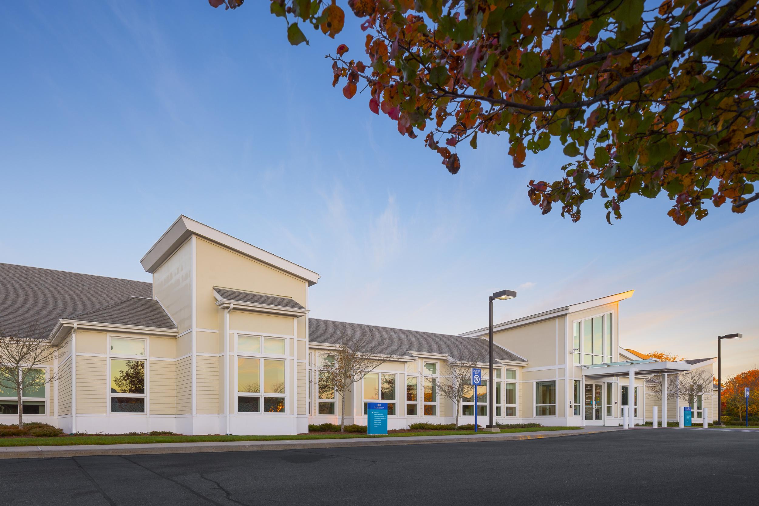 Stoneman Health Center  Cape Cod Healthcare