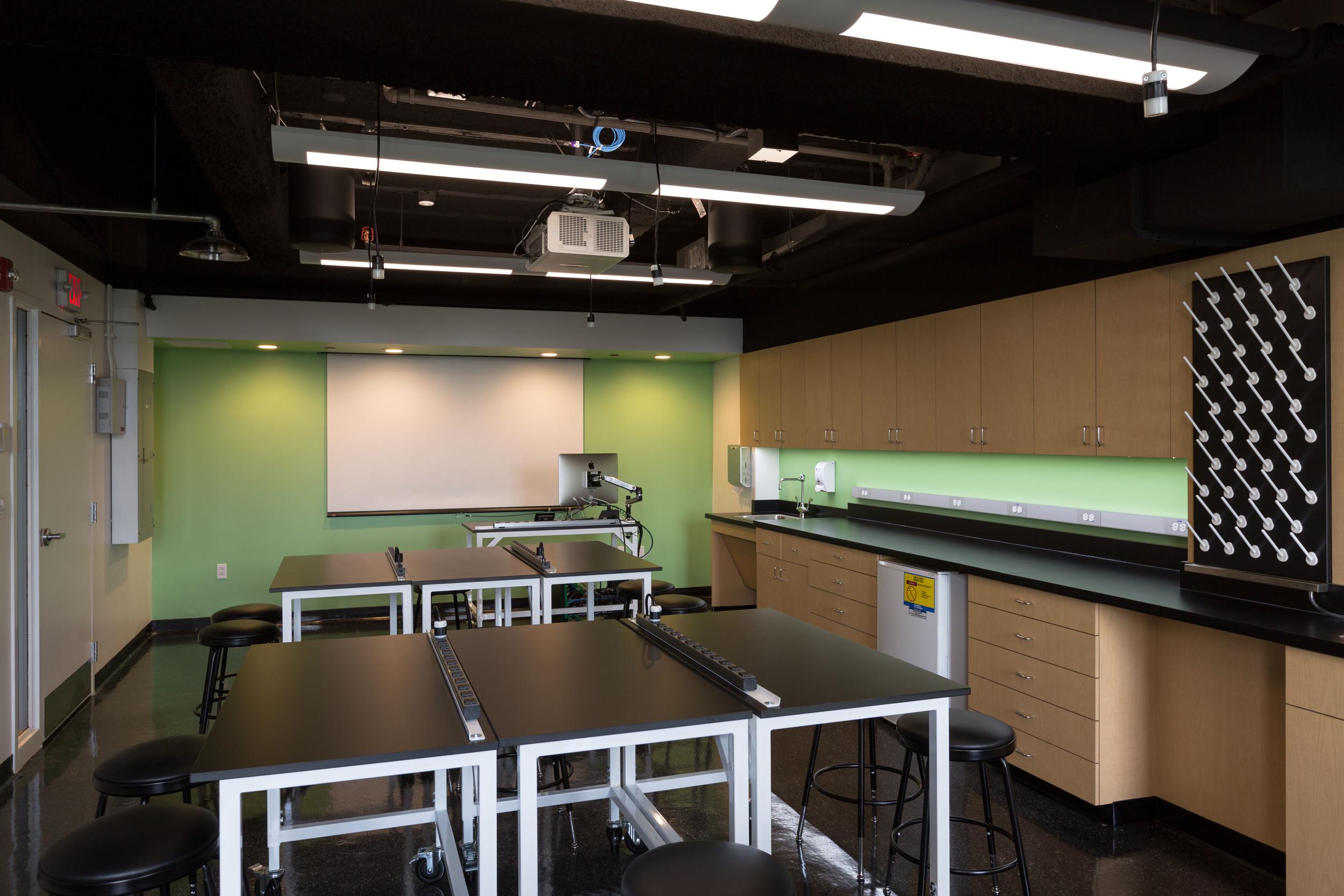 Teaching Laboratory  Emerson College