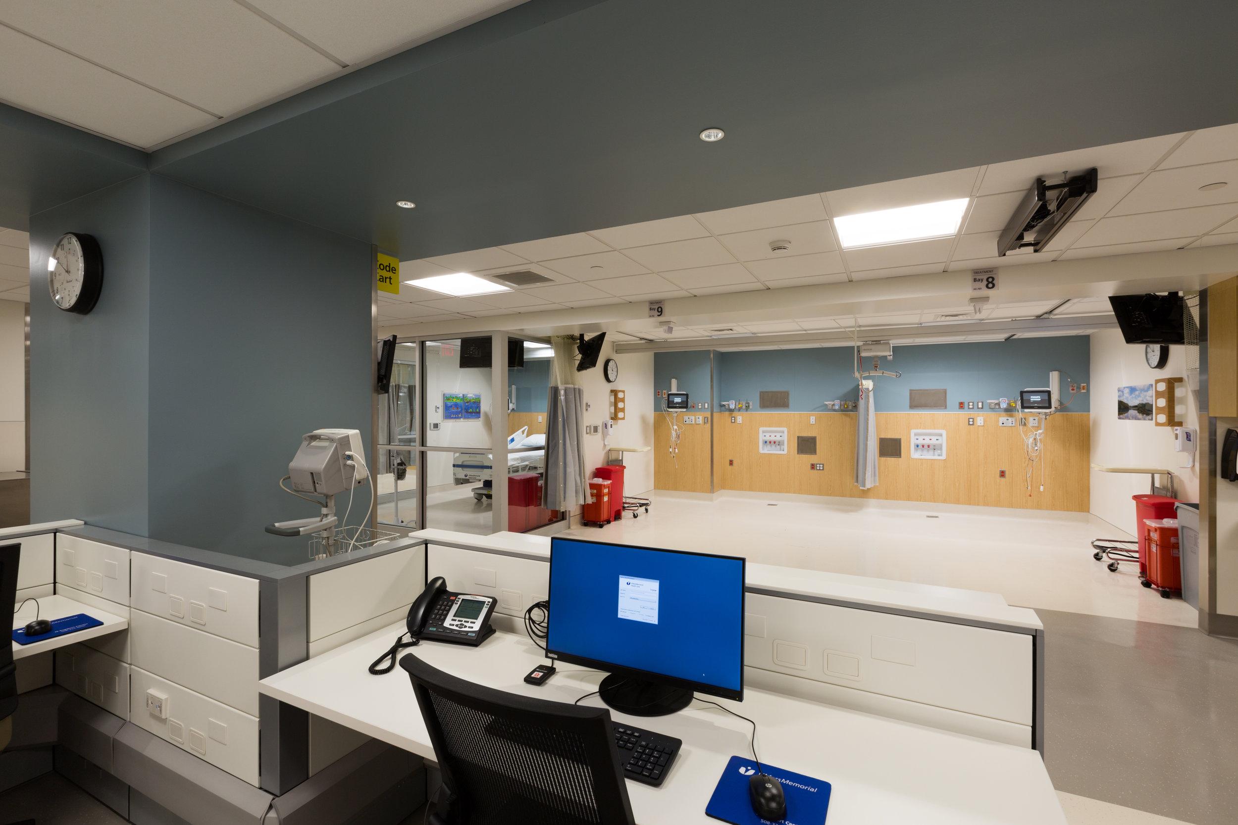 Hemodialysis Unit  UMass Memorial Medical Center