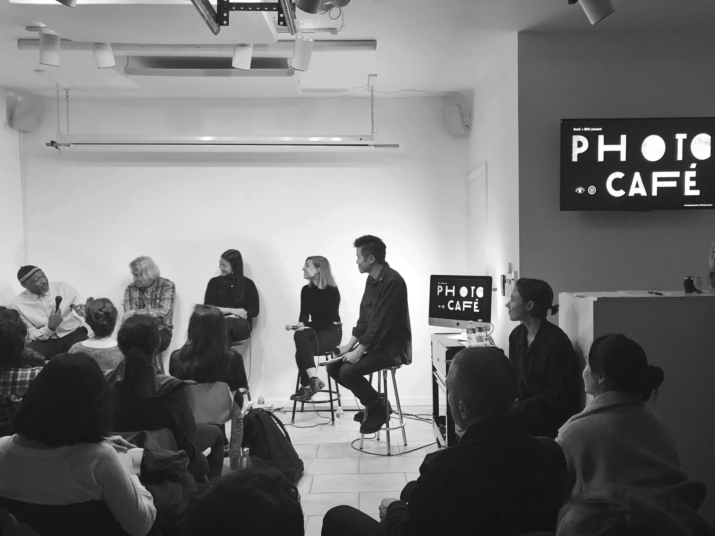 The 2nd edition of Photo Café at BKC, moderated by our very own Justin Lin on the topic of analog. Photos courtesy    Lanna Apisukh   .