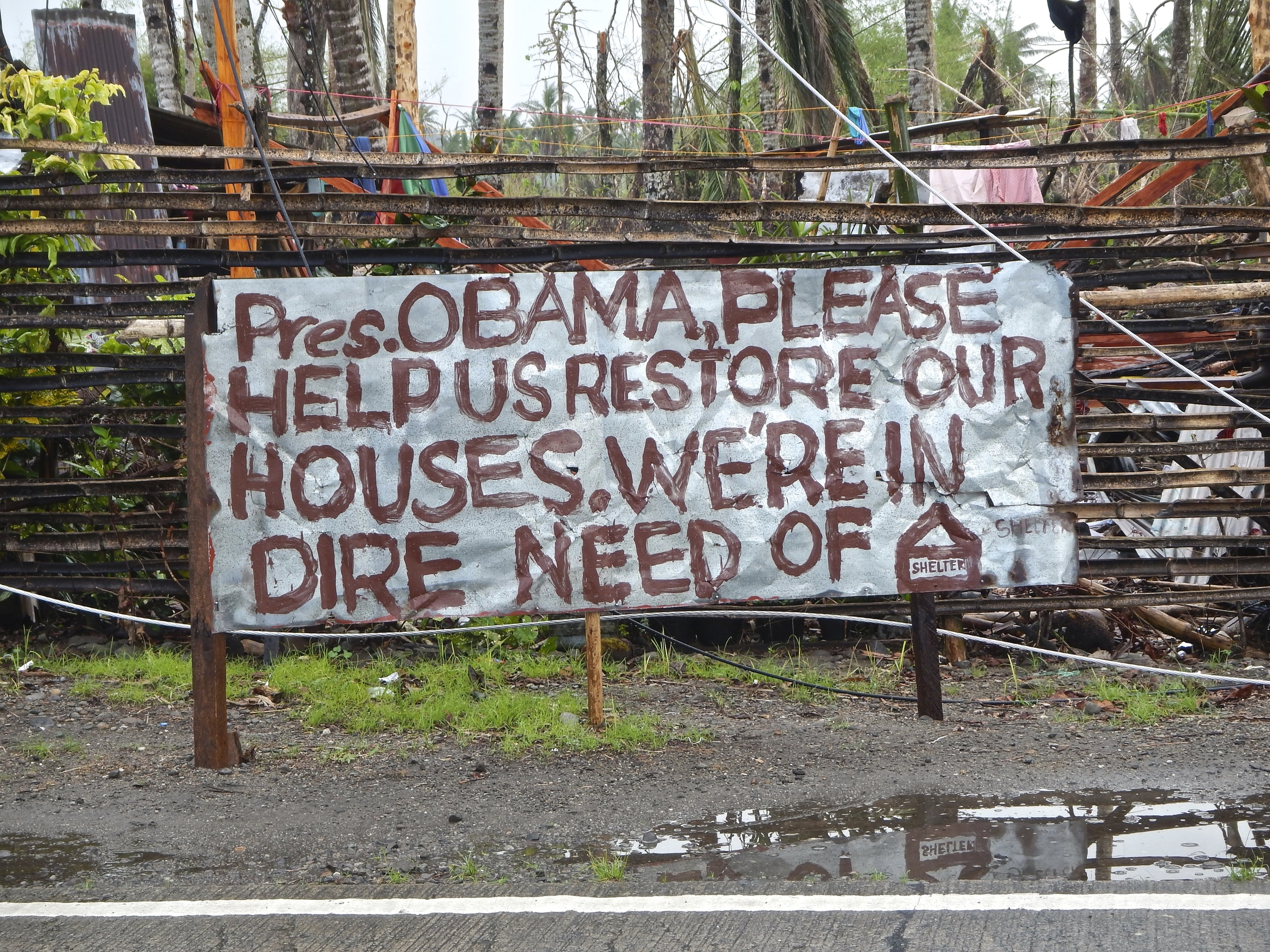 When Natural Disasters Hit Our Community of Humanity, Relief and Rebuilding is Our Responsibility