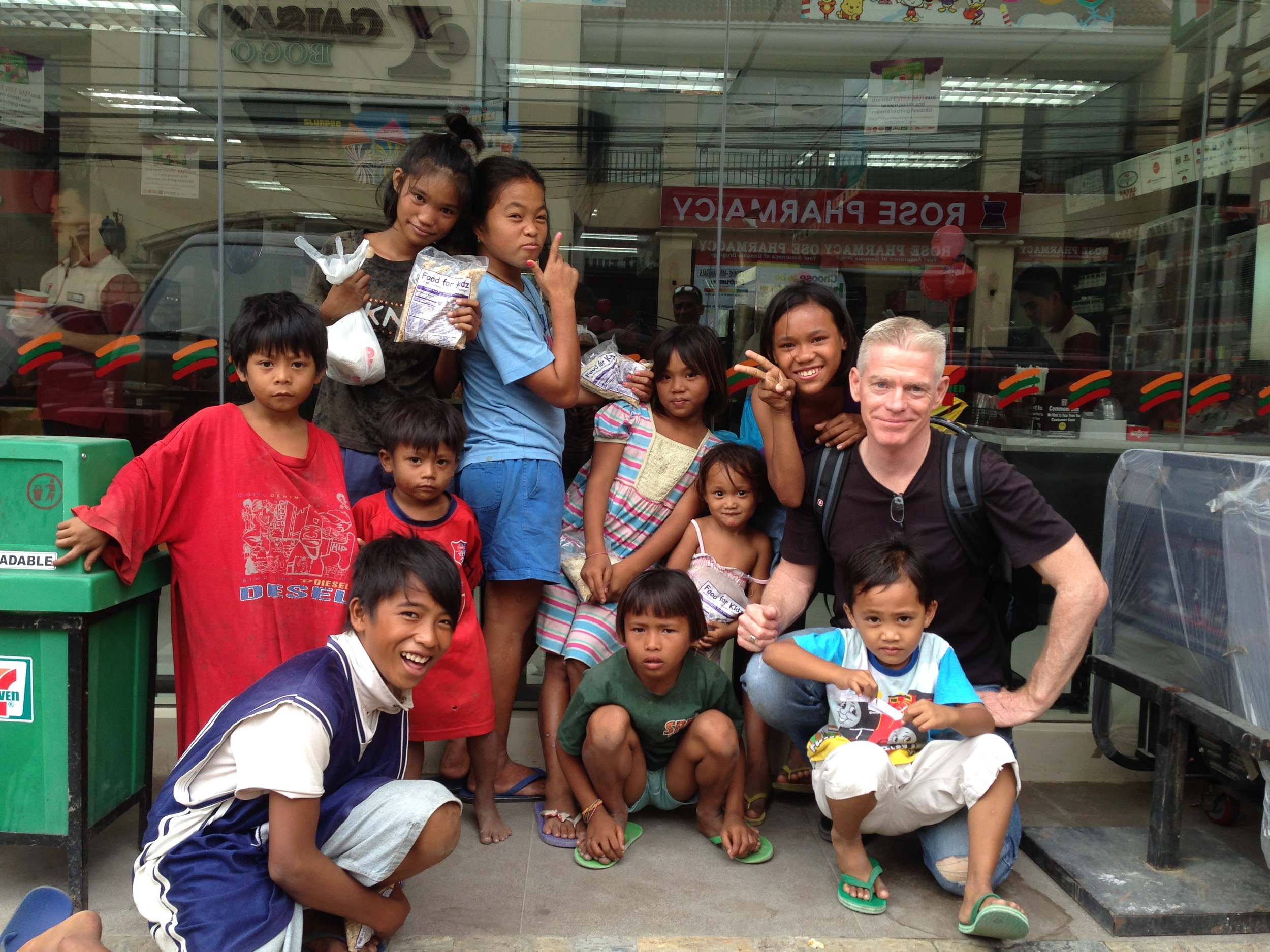 The Bogo Street Children need to be loved, valued, protected, cared for, and given an education