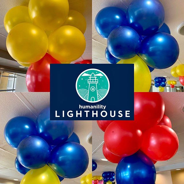 Everyday is a celebration of Love at our #humanility lighthouse - Love gives birth to joy!