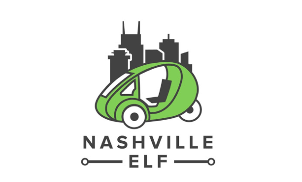 Nashville ELF    As Nashville's only solar powered transportation, ELF produces no waste, no pollution, and is legally allowed to travel in bike lanes. ELF can travel up to 20 MPH by pedaling and 30 mph by solar power!  Phone: 615-669-7172