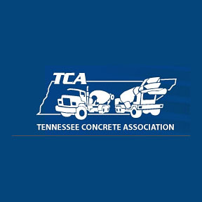 Tennessee Concrete Association   Tennessee Concrete Association is the unified voice for the concrete industry to improve our image and awareness through advocacy, promotion and education that support our members, our community and our future. TCA also specializes in pervious concrete for green building projects.  Phone: 615-360-7393
