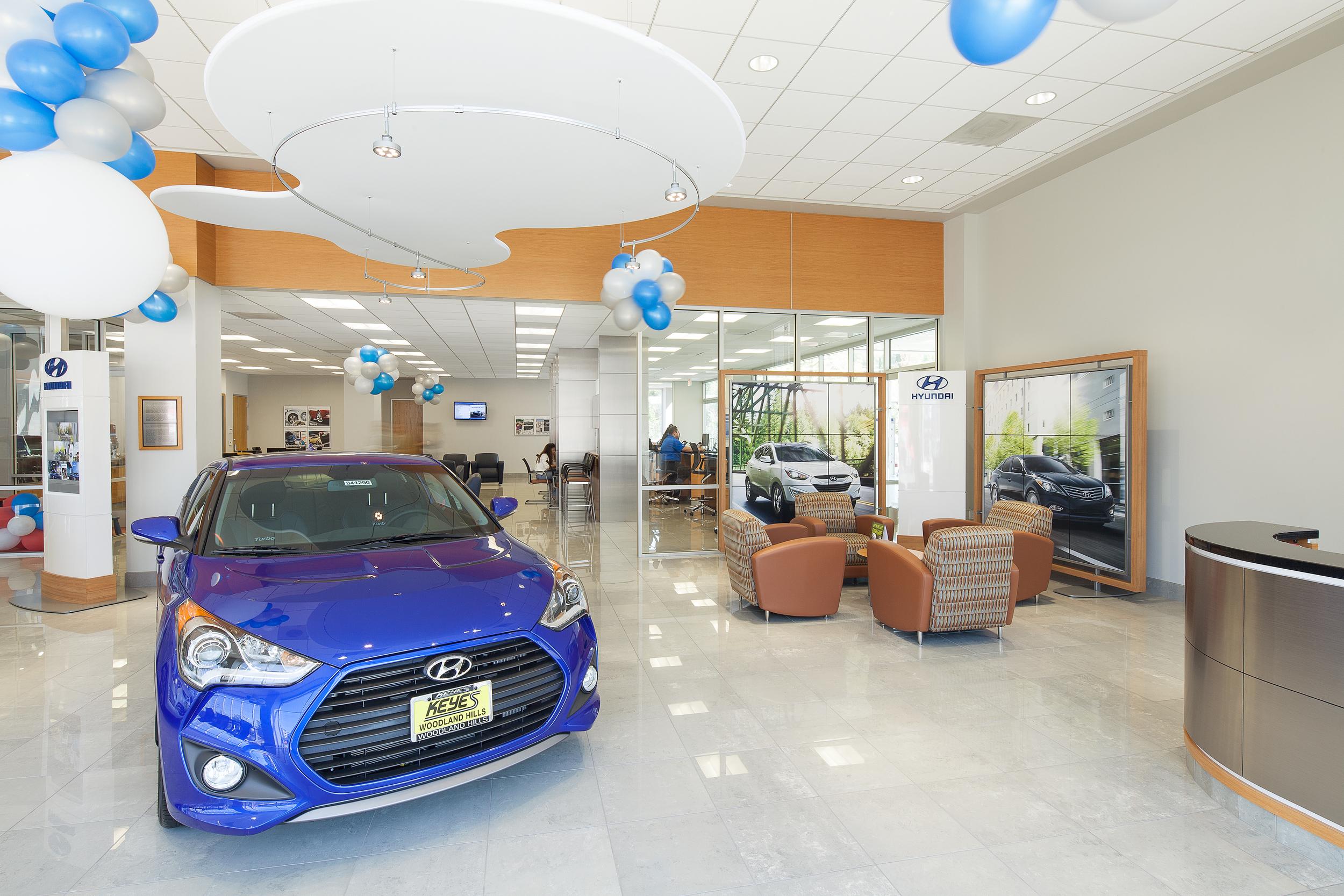 Hyundai Woodland Hills >> Keyes Hyundai Woodland Hills Pacific West Builders Inc