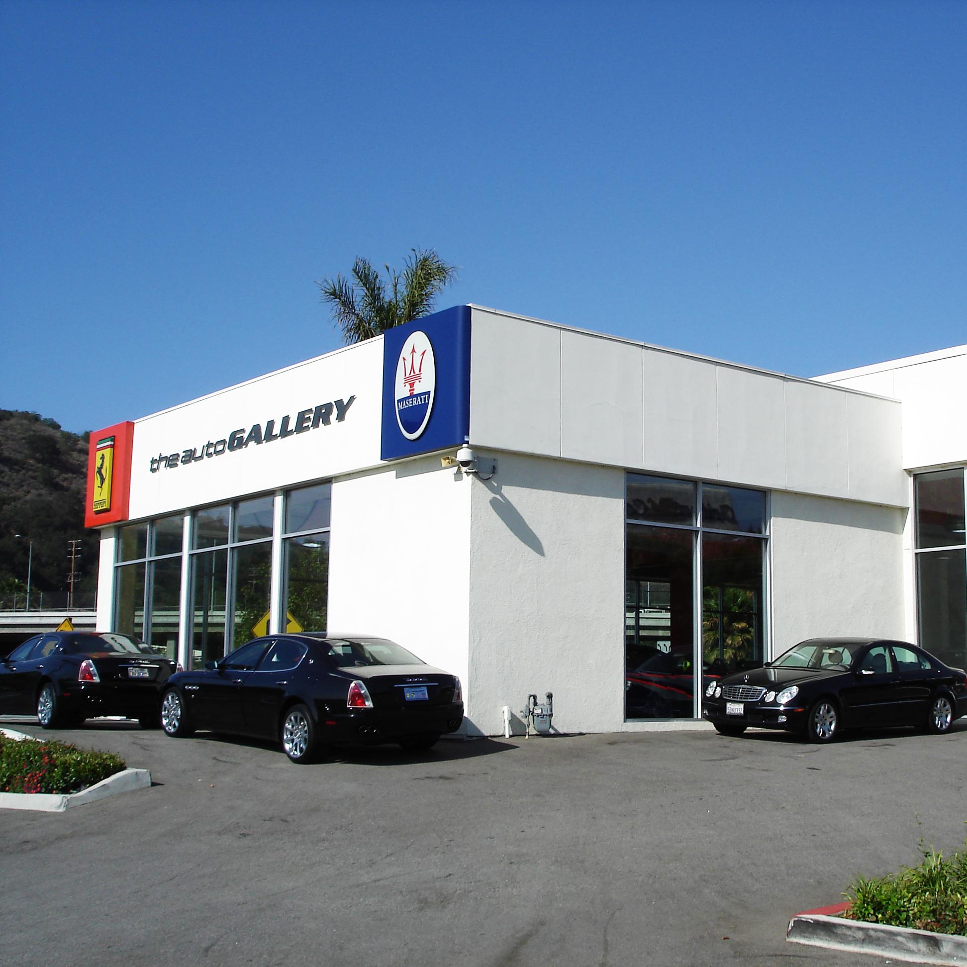 Auto Gallery in Calabasas, CA