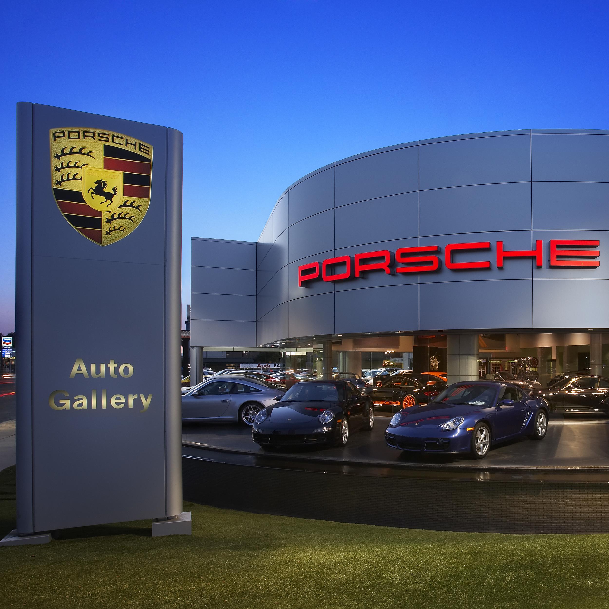Auto Gallery Porsche