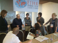 Participants share ideas in Jahorina