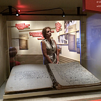 Kelly Watson considers the USHMM Cambodia exhibit.   July, 2016