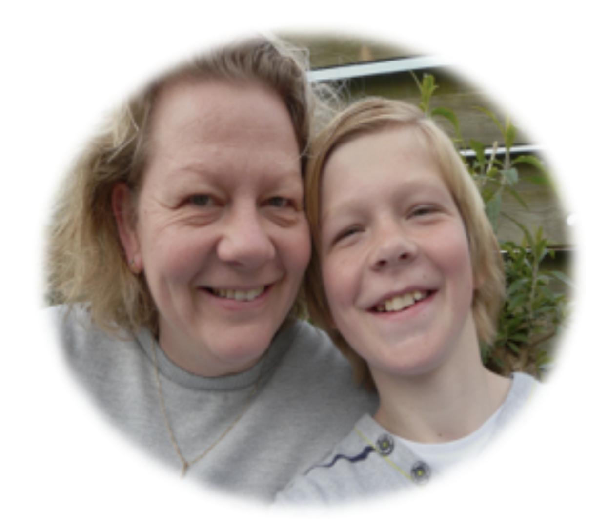 moeder van een zoon met een eetstoornis www.isa-power.nl