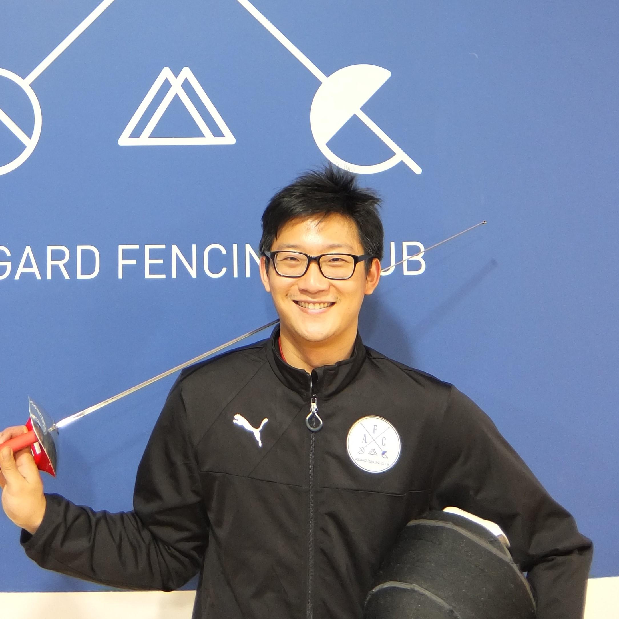 David Chan - Head Coach